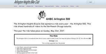 [자전거]2017, AHBC Arlington 500