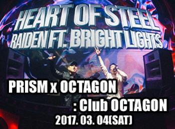 2017. 03. 04 (SAT) PRISM @ OCTAGON