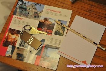 몽생미셸, 테라스 풀라르 호텔(Les Terrasses Poulard) 간단 리뷰.