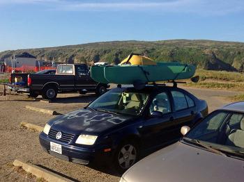 Bodega Bay 게 잡기