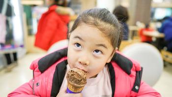 [2016.12.31]아이스크림 먹으러 외출해요~~
