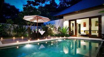 [롬복lombok]끄분 풀빌라(Kebun Pool Villa)