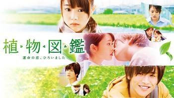 [영화] 식물도감(Evergreen Love, 植物図鑑  ): 운명의 사랑을 주웠습니다, 2016