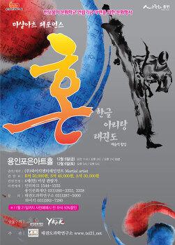 2014 12 5 ~ 2014 12 6 마샬아츠 퍼포먼스 혼