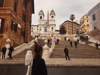 Rome, 로마 첫날! 바티칸 박물관 그리고 시스티나 예배당