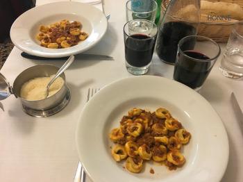 Firenze, 3박4일 중 두번이나 간 스테이크 맛집