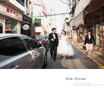 Kim Areum (보헤브 + 목동웨딩의전당)