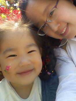 [메인가족사진]어린이날-교원대학교에서......