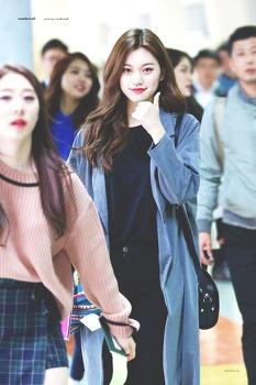 공항직찍 김도연