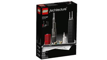 레고 아키텍쳐 신제품 21033 시카고 스카이라인 리뷰