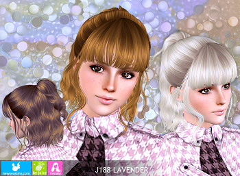 NewSea-SIMS3-hair-J188-Lavender