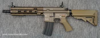 [AIRSOFT] MARUI HK416 CAG Ver Analysis.