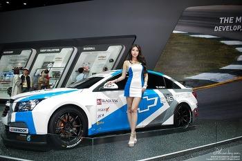 2015 서울모터쇼 신세하