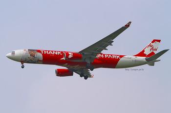 Thai AirAsiaX / A330-343 / HS-XTC