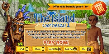 G5 [더 아일랜드 캐스트어웨이 The Island:Castaway 2] 풀버젼   무료 알림