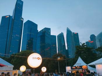 Singapore, 크리스마스마켓 싱가포르, Christmas in Summer
