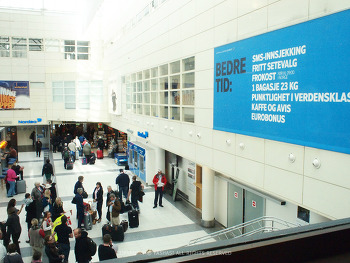 노르웨이, 베르겐 공항