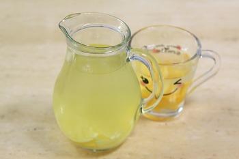 레몬 청과 모과 차 만들기