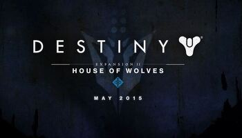 Destiny 확장팩 Ⅱ: House of Wolves