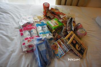 오키나와 여행 둘째날 (6) - 이온몰 쇼핑^^ 허니버터칩,시세이도퍼펙트휩