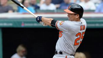 MLB 5월 한국인 메이저리거 강정호 박병호 이대호 김현수 홈런 영상 모음