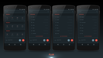 Icon Pack for FLAX