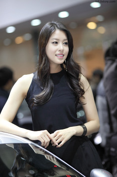 2013 서울모터쇼 모델 최지혜