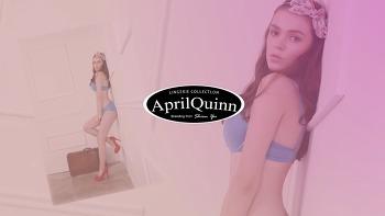[990volt Visual] 에이프릴퀸(April Quinn) 화보 영상