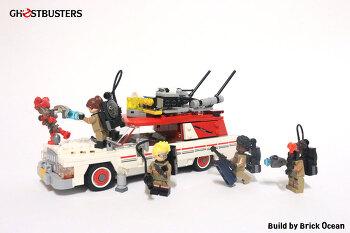 레고 75828 고스트버스터즈 엑토1&2