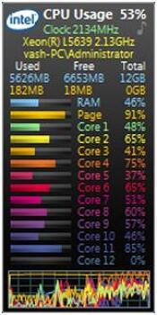 Intel(R) Xeon(R) CPU L5639 @ 2.13GHz 사용후기