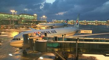 후쿠오카 항공권과 대한항공 기내식