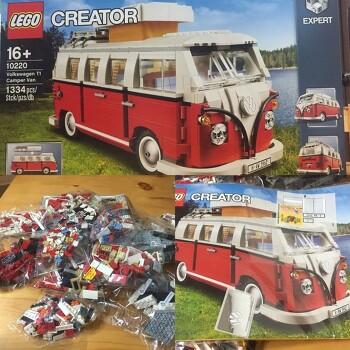 레고 10220 캠퍼밴