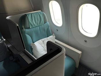 대한항공 보잉 787 일등석 탑승기 (B787-9)