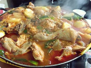 # 시청 맛집, 풍년 닭도리탕
