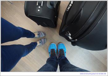 파리 첫째날 - 인천 공항, 샤를드골 공항, 숙소