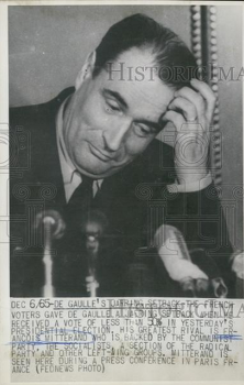 [대선] 프랑스 결선투표제도 1965년 도입, [총선] 독일식 정당명부 비례대표제도