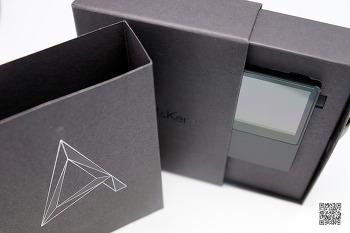Astell & Kern (아스텔앤컨, AK100) 포터블 오디오계의 별의 중심이 되다!