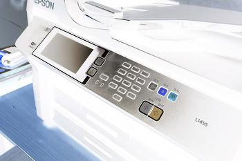 엡손(Epson) 비지니스 복합기 L1455 설치하기