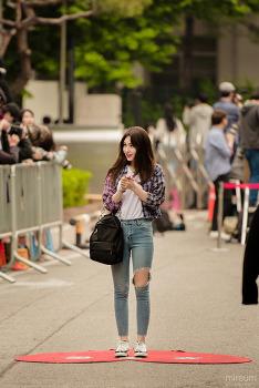 [17.05.12] 뮤직뱅크 출근 소미 (15pic) by 미름