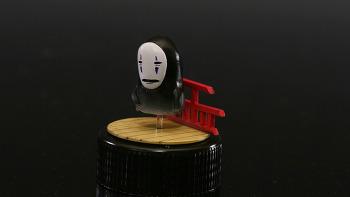 [피규어커스텀]센과 치히로의 행방불명에 나오는 가오나시 만들기