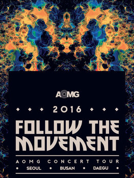 2016 1 29 - 2016 1 30 AOMG 'Follow The Movement'