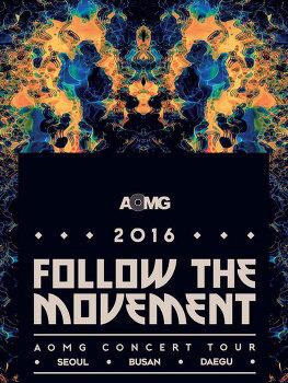 2016 1 29 - 2016 1 30 AOMG 'Follow The Movement'