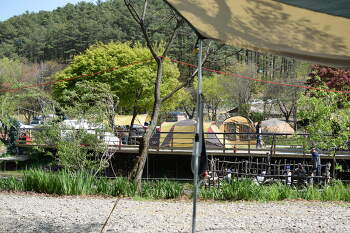 파주 쇠꼴마을 귀한농부학교 캠핑장