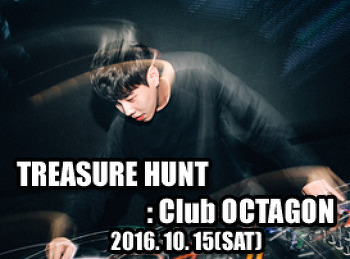 2016. 10. 15 (SAT) TREASURE HUNT @ OCTAGON