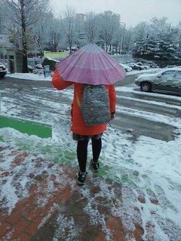 헐..ㅋㅋ 우산