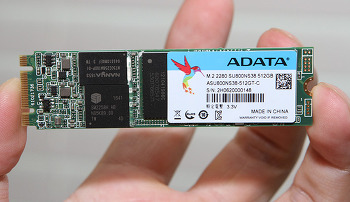 ADATA SU800 512GB M.2 SSD 저렴하고 고용량 SSD