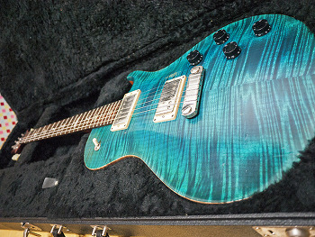 PRS Single Cut[10 Top, Bird 인레이]