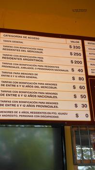 아르헨티나 - 이과수 폭포 (보트투어, 악마의 목구멍)