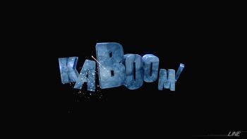 4D Hologram Contents / Musical_Kaboom / ⓒ2014. Linecreative CO.,Ltd.