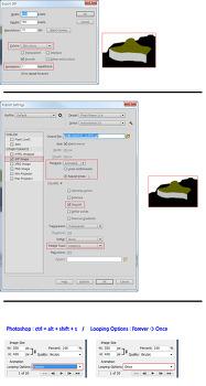 Flash CS6 - GIF Animation Export